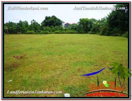 Exotic JIMBARAN 200 m2 LAND FOR SALE TJJI107