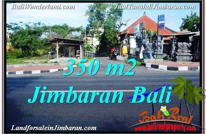 Jimbaran Ungasan 350 m2 LAND FOR SALE TJJI103