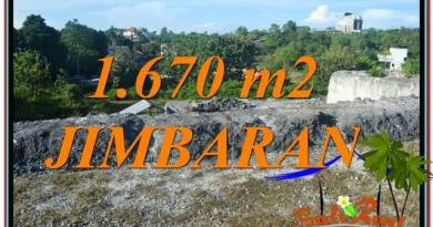 Magnificent PROPERTY 1,670 m2 LAND FOR SALE IN Jimbaran Ungasan BALI TJJI116