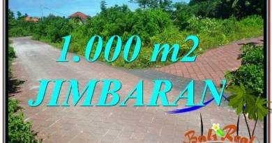 Affordable PROPERTY 1,000 m2 LAND IN JIMBARAN BALI FOR SALE TJJI111