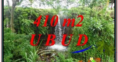 Beautiful UBUD BALI 410 m2 LAND FOR SALE TJUB578