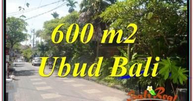 Exotic 600 m2 LAND FOR SALE IN UBUD BALI TJUB644