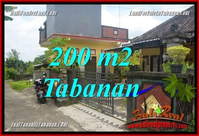 LAND FOR SALE IN Tabanan Penebel TJTB359