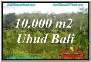 Affordable PROPERTY 10,500 m2 LAND FOR SALE IN UBUD TAMPAK SIRING TJUB681