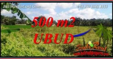 Land for sale in Ubud TJUB724