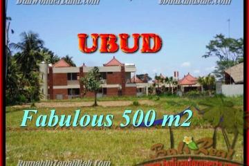 Affordable LAND IN Sentral Ubud BALI FOR SALE TJUB435