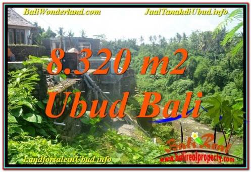 Exotic PROPERTY UBUD LAND FOR SALE TJUB635