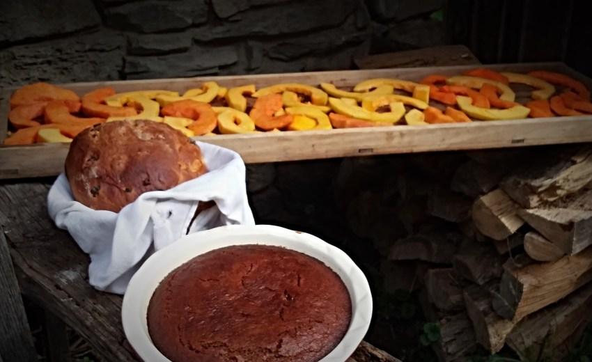 Pie, Bread and Squash image