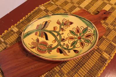platter for 2019 auction