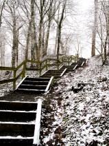 Der Hexenweiherweg bei Nümbrecht