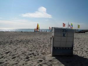 Windsurfen an der Ostsee