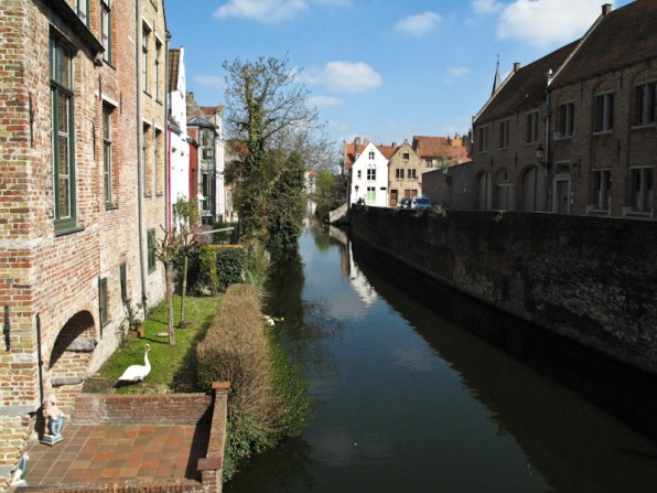 Das Venedig des Nordens: Brügge