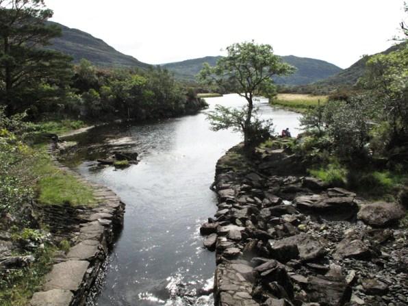 Wandern im Killarney Nationalpark (Kerry)