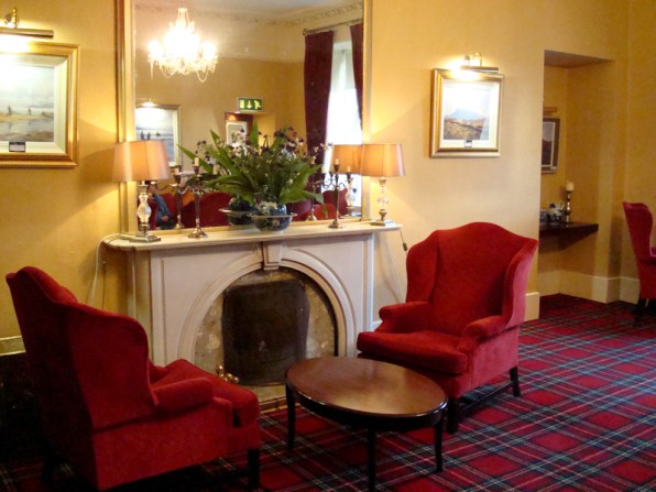Arnolds Hotel in Dunfanaghy