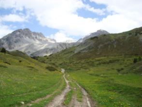 Wandern in Graubünden - Von Lü nach S-Charl