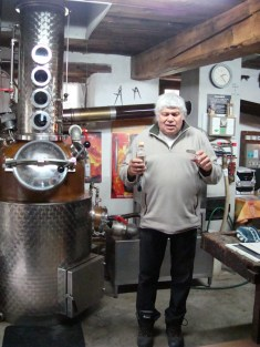 Brennmeister Luciano Beretta