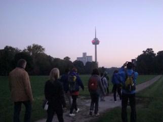 Morgenwanderung durch Köln: Grüngürtel