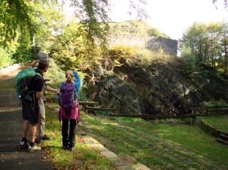 Wandern rund um die Ruine Isenburg (Hattingen)