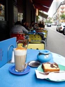 Kaffee & Kuchen im Maison Blunt