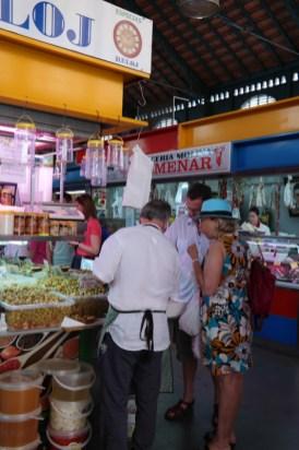 Kulinarik auf dem Mercado de Atarazanas