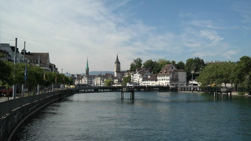 Mit Low-Budget durch Zürich