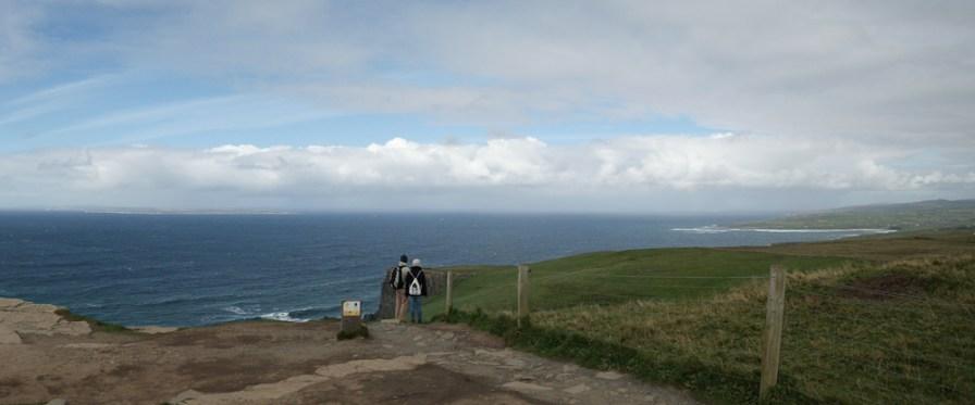 Cliffs of Moher Walk