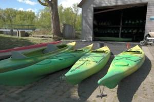 Kanu- und Bootverleih