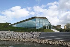 Museum über Leben in De Biesbosch