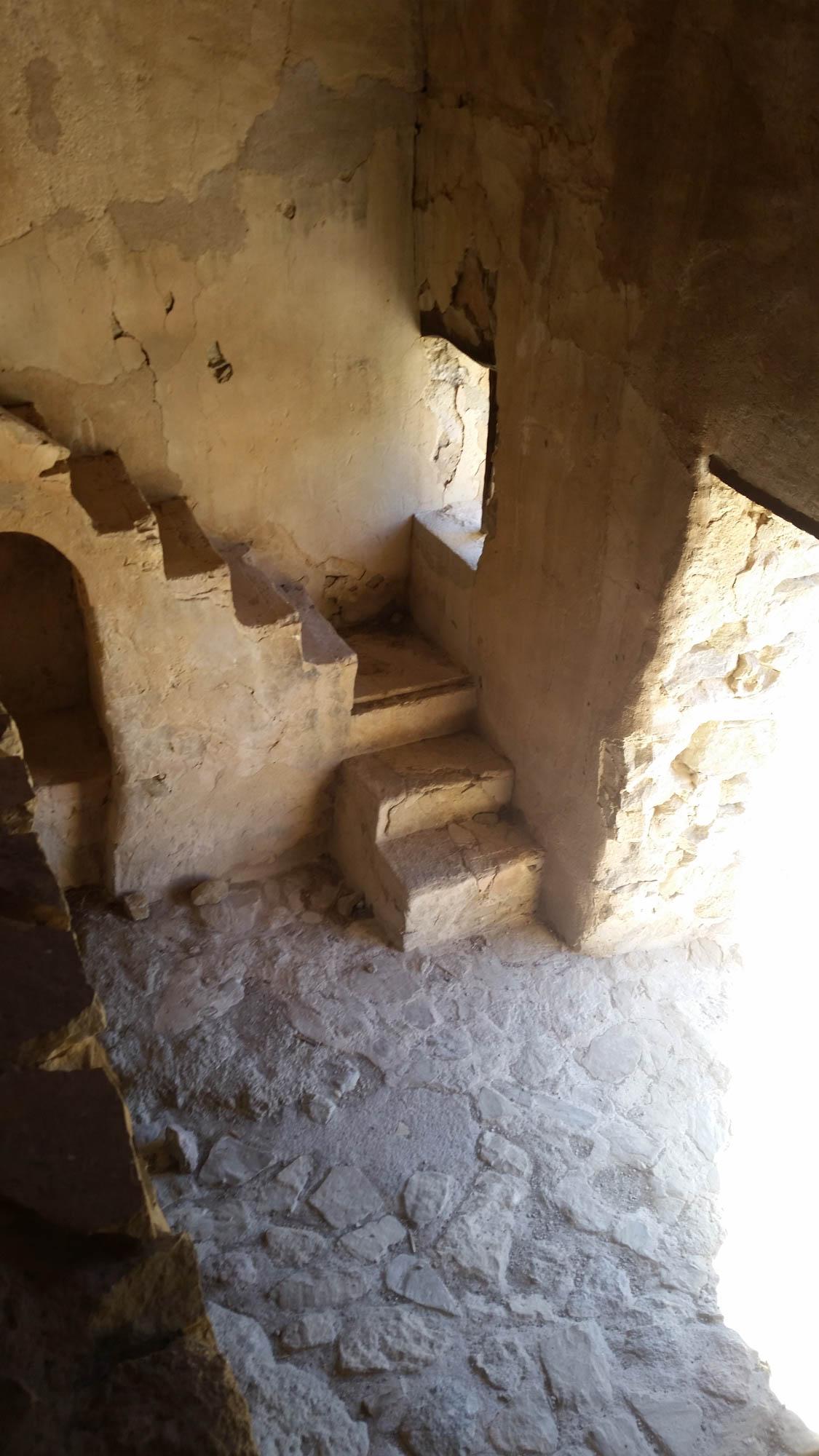 "Die Klosterruine ""La Trapa"""