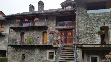 Maison Rosset (ein Agritourismo-Ressort in Nus)