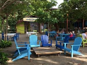 Costa Rica: Bar AquaSport (PlayaHermosa)