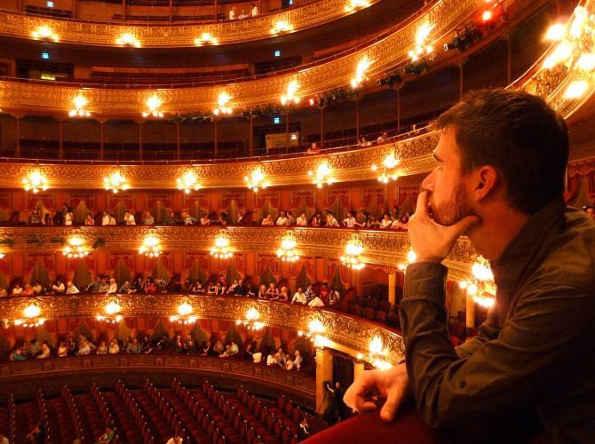 Teatro Cólon, Buenos Aires, Argentinien