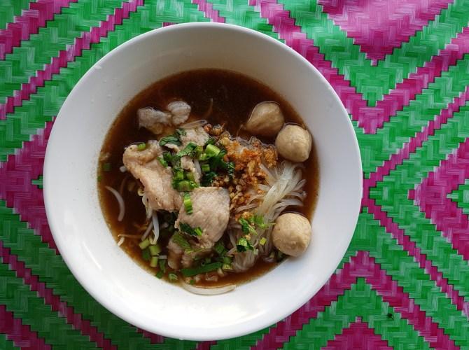Das Beste Essen: Suppe aus den Garküchen