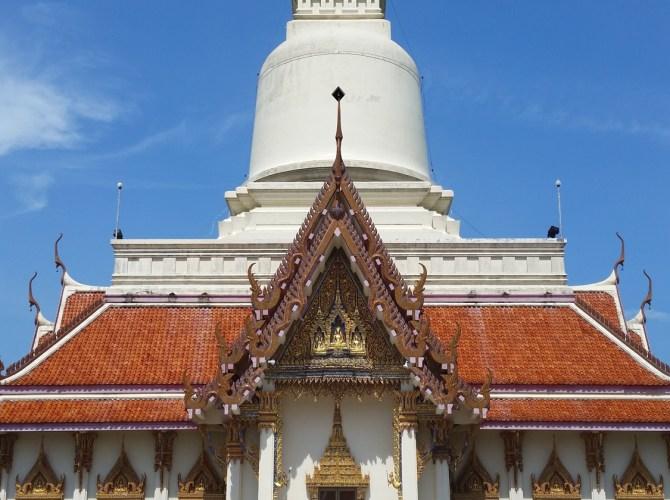 Der Wat Khao Suwan Pradit