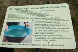 Der Otto Leege Pfad auf Juist