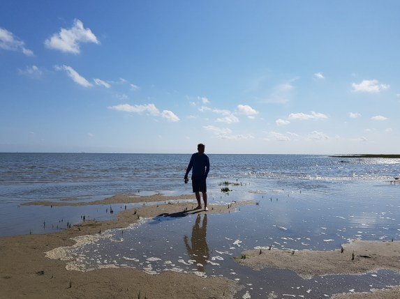 Wunderschönes Wattenmeer und Unesco Weltnaturerbe