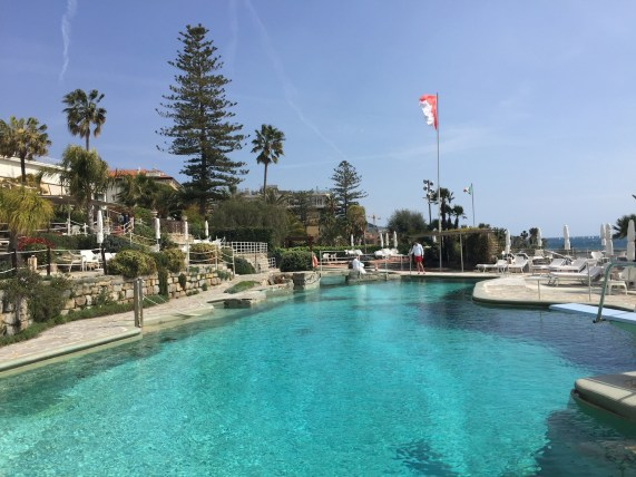 Royal Hotel Sanremo Pool