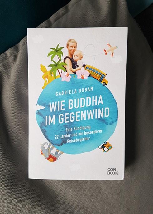 """""""Wie Buddha im Gegenwind"""" von Gabriela Urban"""