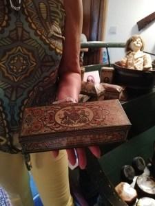 Die weltgrößte Sammlung lithografierter Blechdose