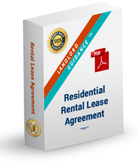 Standard Residential Rental Lease Agreement Form Download Lease Agreement