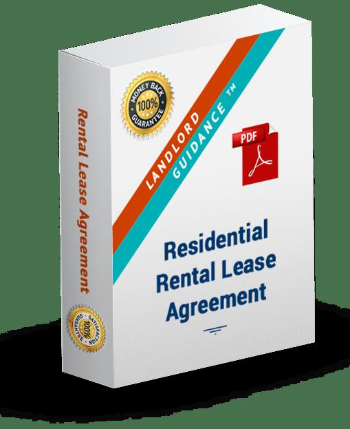Standard Rental Lease Agreement Easy Pdf Form