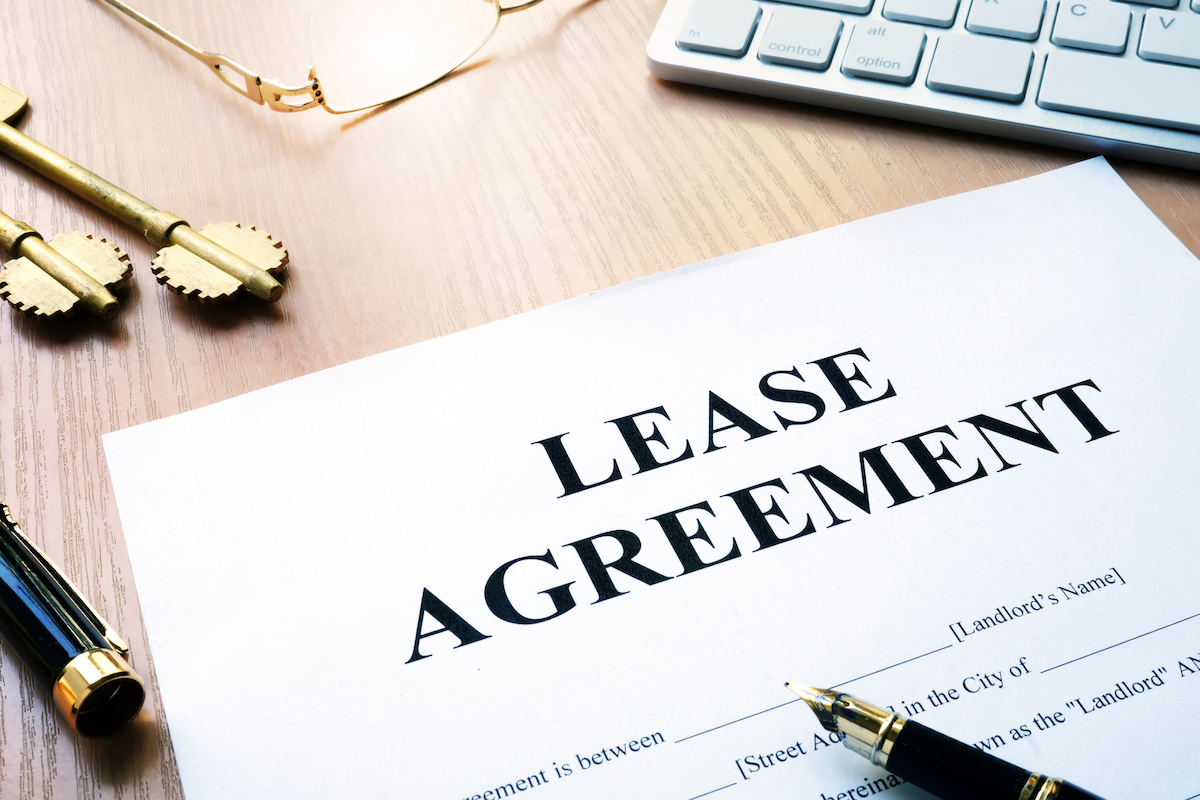 Residential Lease Agreement – Free Template & Instructions