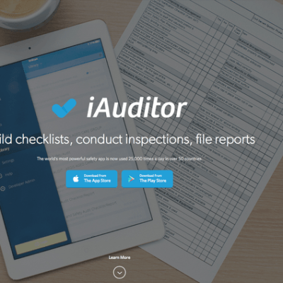 iAuditor app