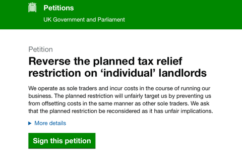 Challenge The Government's Mortgage Interest Relief Decision