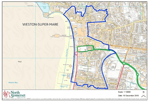 Weston-super-Mare Selective Licensing From 1 November 2016