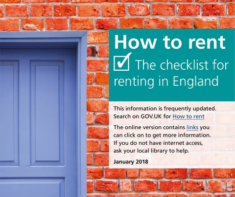 New How to Rent Guide Published – January 2018