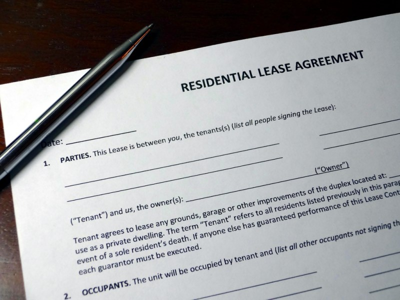 images for landlord rental agreement template