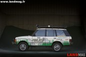 One of fifteen Great Divide Expediton Range Rovers built by Land Rover