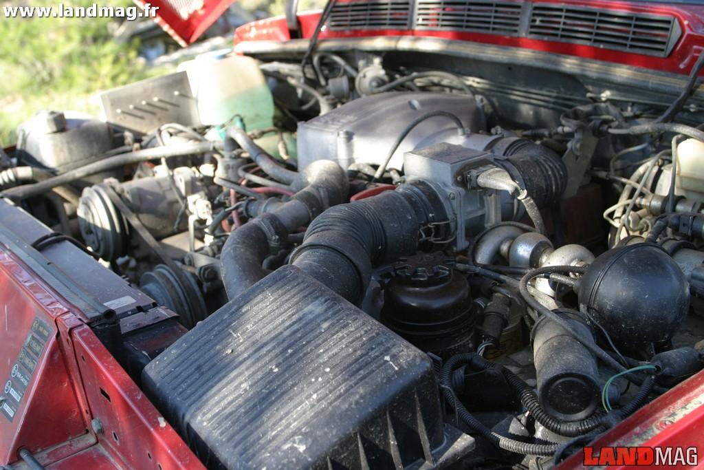 Méca: entretenir et réparer un V8 Land Rover
