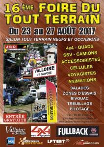 16° Foire Tout Terrain de Valloire 2017 @ Valloire | Valloire | Auvergne-Rhône-Alpes | France